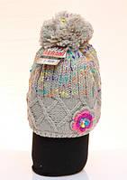 Детская шапка Kitti для девочки 4-12 лет