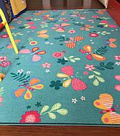 Детский ковер Бабочки 4х5