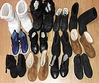 Обувь женская секонд хенд 1 сорт