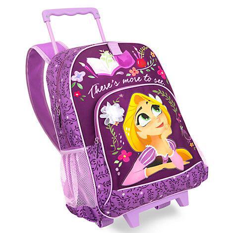 Школьный рюкзак рапунцель roncato rolling рюкзак