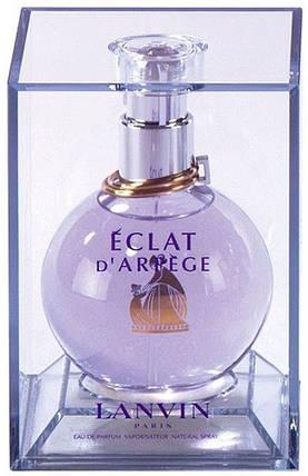 Lanvin Eclat D'Arpege парфюмированная вода 100 ml. (Ланвин Эклат Д'Арпеж), фото 2