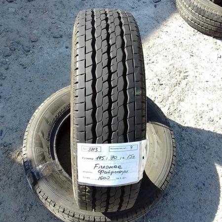 Бусовские шины б.у. / резина бу 195.70.r15с Firestone Van Hawk 2 Файрстоун
