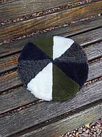 Накидка на стул 35см диаметр разноцветная