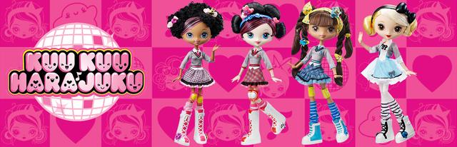 Куклы KuuKuu Harajuku и #SNAPSTAR