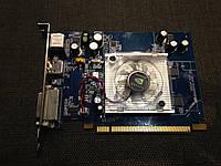 ВИДЕОКАРТА Pci-E Nvdia GeForce 8400 GS с HDMI на 512 MB TC (128 MB) с ГАРАНТИЕЙ ( видеоадаптер 8400gs 512mb  )