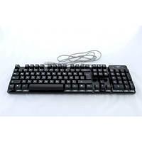 Клавиатура с цветной подсветкой USB UKC HK-6300