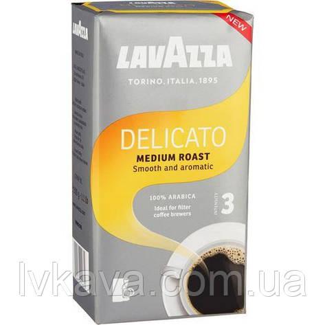 Кофе молотый Lavazza  Delicato , 500г, фото 2