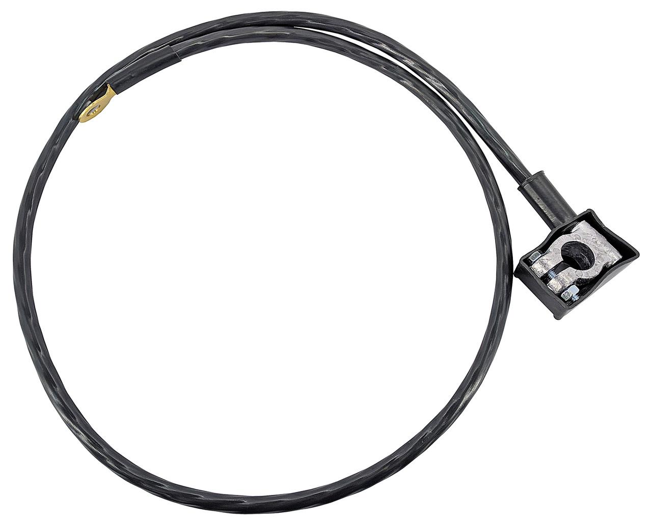 Провод АКБ ГАЗ-53 (свинец) плюс 25 мм.кв. 14554