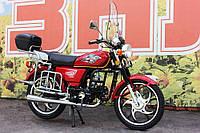 Мотоцикл-мопед Soul Lux Sparta 110cc (Альфа, Alpha).