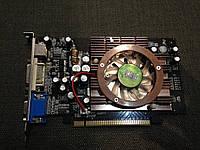ВИДЕОКАРТА Pci-E GEFORCE 6600 GT на 256 MB DDR2 с ГАРАНТИЕЙ ( видеоадаптер 6600GT 256mb  )