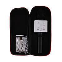 Хит продаж ! Микрофон + караоке Bluetooth Q7 BLACK
