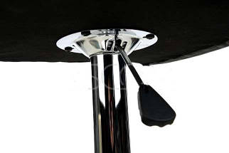 Барный стул Hoker, газлифт (BS-001) Черный, фото 3