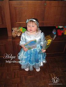 "Карнавальний костюм ""Мальвіна"". Софійка, Полтава.   https://helga-ulm.com.ua/p84961394-karnavalnyj-novogodnij-kostyum.html"
