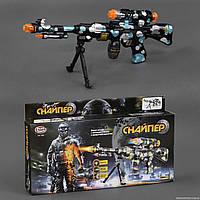 Автомат -пулемет Снайпер