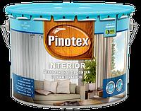 Декоративная пропитка для древесины на водной основе Pinotex Interior (база для тонировки) 10л