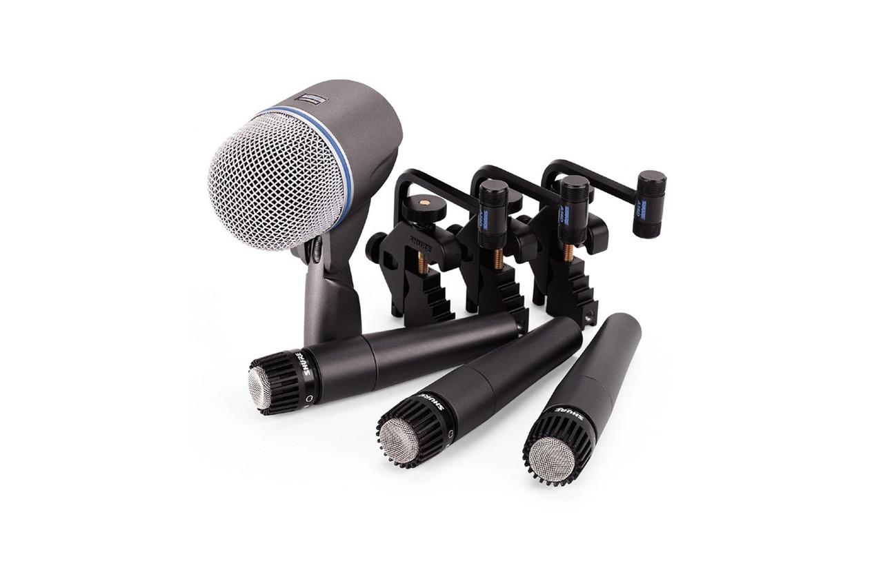 Комплект микрофонов для ударных Shure DMK57-52