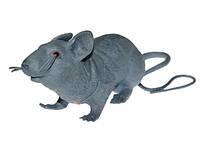 Резиновая Крыса 23*10см (серая) (Резиновая Крыса 23*10см)