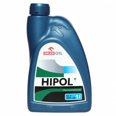 Масло трансмиссионное Orlen Hipol 85W140 GL-5  1л