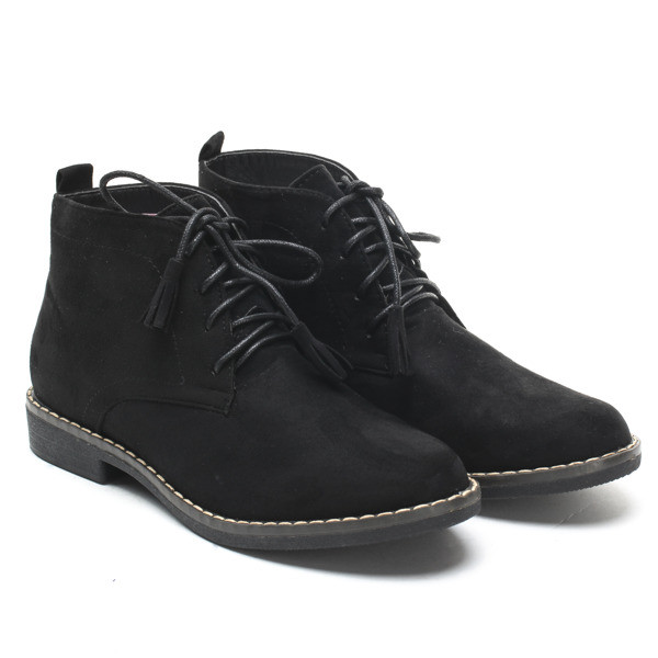 Женские ботинки Beaudin BLACK