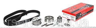 Комплект ГРМ Volkswagen T5, Фольксваген T5, Caddy, Crafter 1.6 TDI-2.0 TDI 09 - K025649XS