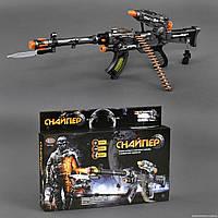 Автомат  - пулемет Снайпер