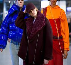 Какие цвета женской одежды самые модные в сезоне Осень-Зима 2017-2018?
