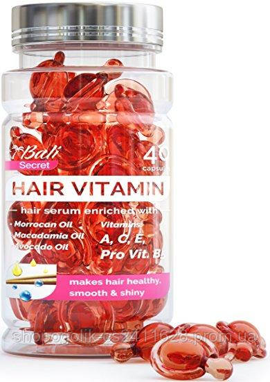 Масло для волос Bali Secret HAIR VITAMIN, фото 1