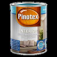 Декоративная пропитка для древесины на водной основе Pinotex Interior (база для тонировки) 1л