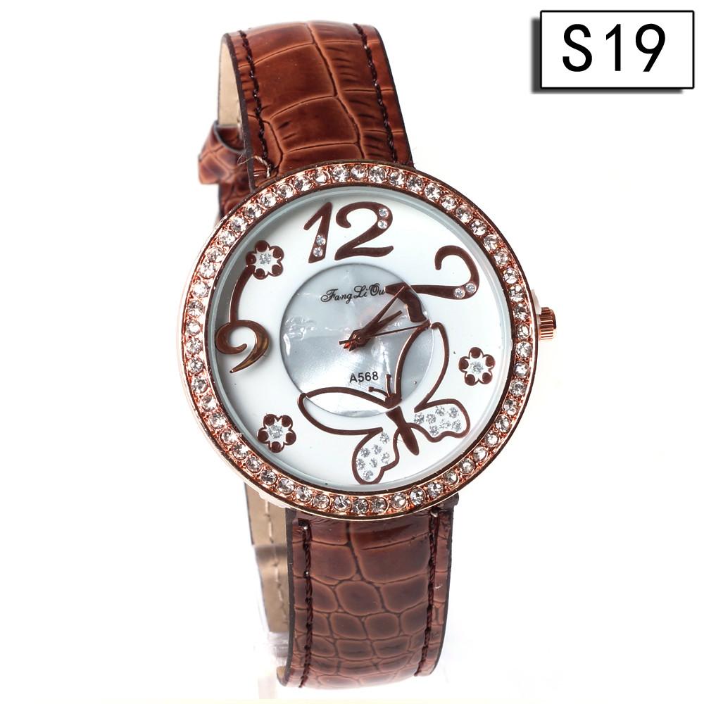 Наручные часы fashion 24 часовой циферблат часы купить в