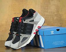 Мужские кроссовки Adidas EQT Running Guidance 93 Grey, фото 2