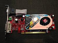 ВИДЕОКАРТА Pci-E RADEON HD 3450 с HDMI на 512 MB  DDR2 с ГАРАНТИЕЙ ( видеоадаптер HD3450 512mb  )