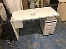 Маникюрный стол с вытяжкой 30вт и Уф лампой, фото 5