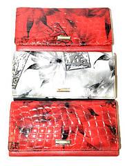 Женский кошелек из натуральной кожи IVORX (11x19.5)
