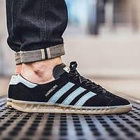 Мужские кроссовки Adidas Originals Hamburg Black