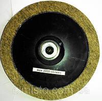 Круг войлочный 150х22хМ14 полировальный грубошерстный на УШМ (для углошлифовальных машин) 3000 об/мин