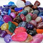 Бусины из натурального камня