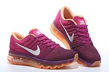 Женские кроссовки Nike Air Max 2017 Purple/Orange