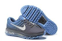 Женские кроссовки Nike Air Max 2017 Grey/Blue