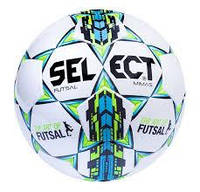 Мяч футзальный Select Futsal Mimas IMS white