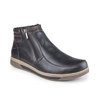 Ботинки зимние мужские в классическом стиле