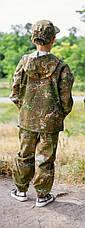 Костюм камуфляжный детский ARMY KIDS Лесоход 128-134 варанчик 17-244, фото 2