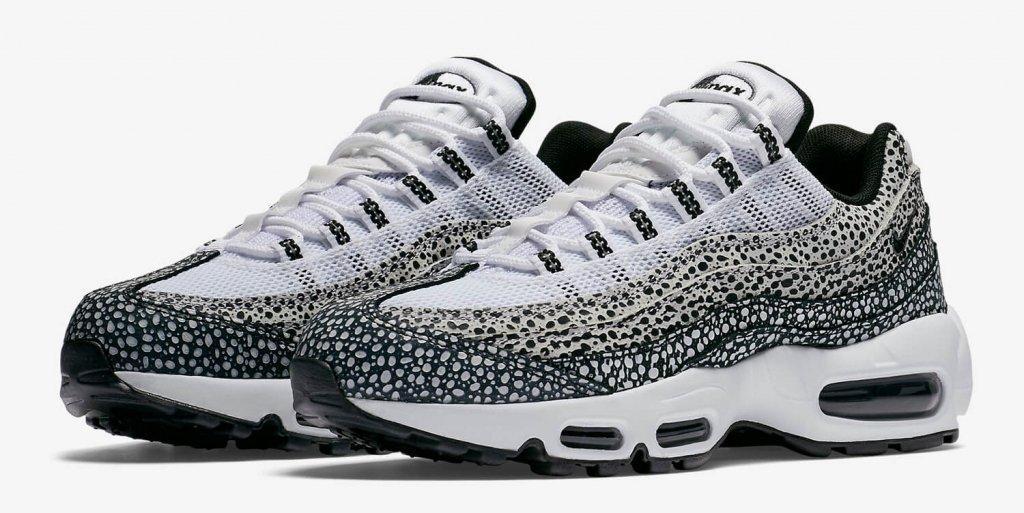 fcaa69b1 ☆ Купить Женские кроссовки Nike Air Max 95 Safari ☆ Интернет ...