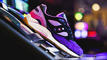 Женские кроссовки Saucony x Feature G9 Shadow 6 The Barney
