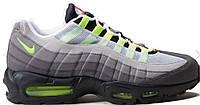 Мужские кроссовки Nike Air Max 95 Grey, фото 1