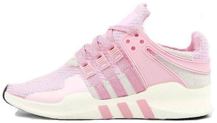 Женские кроссовки AD EQT Running Support 93 Primeknit Barbie Pink . ТОП Реплика ААА класса., фото 2