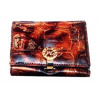 Женские кожаные портмоне 11*9 (2 цвета), фото 1