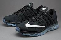 Женские кроссовки Nike Air Max 2016 Black/White-Reflect Silver
