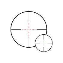 Прицел оптический Hawke Sport HD IR 3-9x40 AO (Mil Dot IR), фото 3