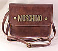 Сумочка клатч Moschino, фото 2