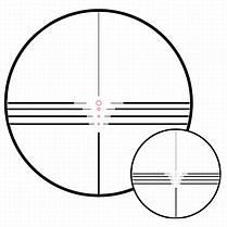 Прицел оптический Hawke XB Crossbow 3x32 (SR IR), фото 3